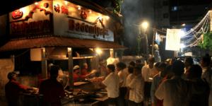 Chicken tikka rolls blog