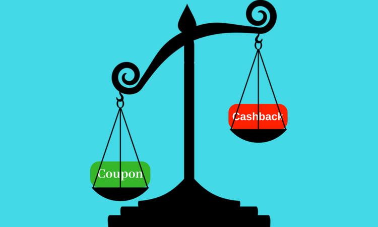 coupon vs cashback